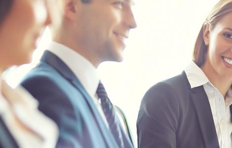 Stellenbörse Besprechung bei Vetter Personaldienstleistungen